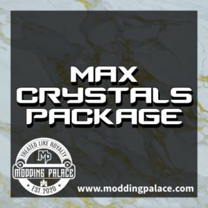 crystal pkg mp