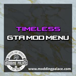 Timeless gta mod menu