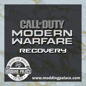 COD Modern Warfare Recovery